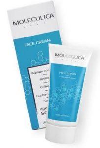 folleto de opiniones sobre el precio de la crema moleculic